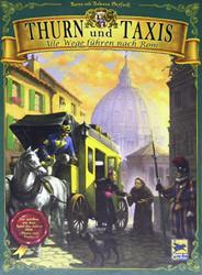 Thurn und Taxis : Alle Wege führen nach Rom