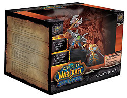 World of Warcraft - Miniatures Game - Starter set
