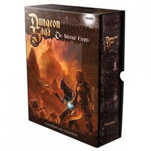 Dungeon Saga - Les Cryptes Infernales