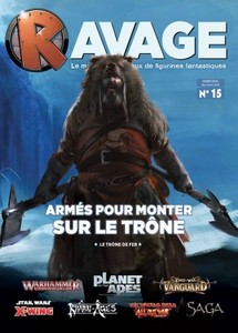 Ravage Magazine N°15