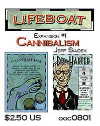 Les Naufragés du Titanic : Cannibalisme