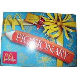 Pictionary - Mc Donalds