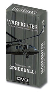 Warfighter : Expansion 5 - Speedball