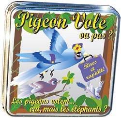 Pigeon vole ou pas ?