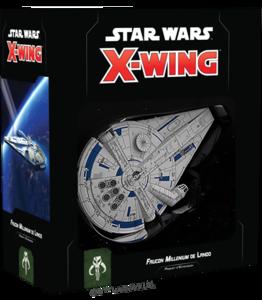 Star Wars : X-Wing 2.0 - Faucon Millenium de Lando