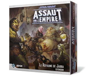 Star Wars - Assaut sur l'empire : Le Royaume de Jabba
