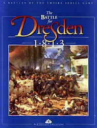 The Battle for Dresden 1813