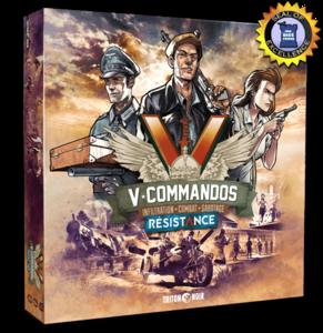 V-Commandos : Résistance