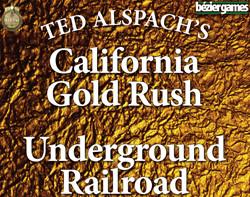 Steam - AoS: California Gold Rush - Underground Railroad