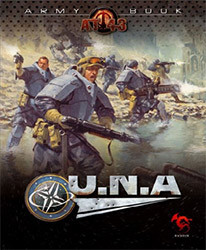Army book AT-43 : U.N.A.