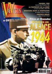 Rhin et Danube - Alsace 1944