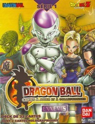 Dragon Ball : Serie 1 Starter - Ennemis