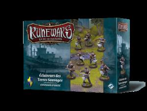 Runewars - Éclaireurs des Terres Sauvages