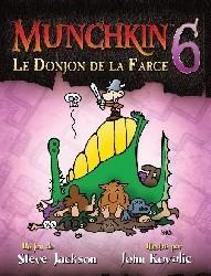 Munchkin 6 : Le Donjon de la Farce Edition Révisée
