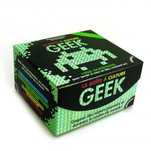 La boîte à culture geek  De Luxe