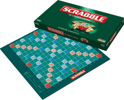 Scrabble In Lingua Latina