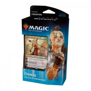 Magic the Gathering - L'Allégeance de Ravnica - Deck Planeswalker - Domri