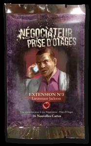 Négociateur: Prise d'otages - Extension 3 : Lieutenant Jackson