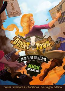 Gunny Town sur Kickstarter !