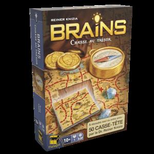 Brains - Chasse aux Trésors