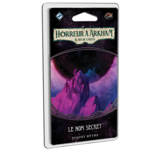 Horreur à Arkham : Le Jeu de Cartes : Le Nom Secret