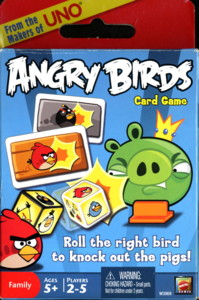 Angry Birds: le jeu de cartes