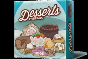 Desserts parfaits