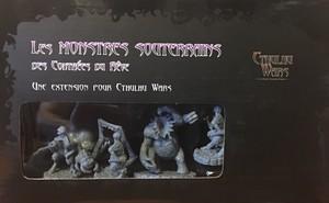 Cthulhu Wars: Extension  Les monstres sousterrains  des Contrées des Rêve