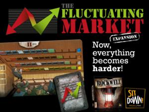 Le Marché Fluctuant / The Fluctuating Market