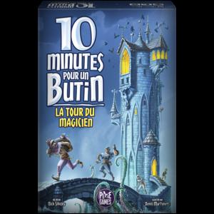 10 Minutes pour un Butin - La Tour du Magicien