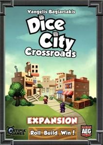 Dice City : Crossroads expansion