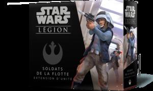 Star Wars Légion : Soldats de la Flotte