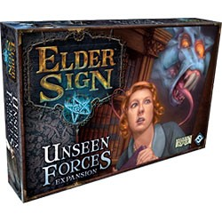 Elder Sign : Unseen Forces