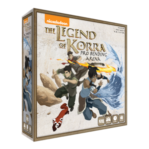 The Legend of Korra Pro-Bending Arena