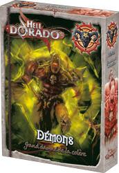 Hell Dorado : boîte de renfort Démons