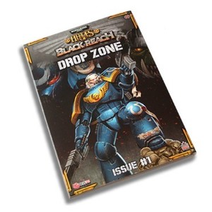 Heroes of Black Reach : Drop Zone 1