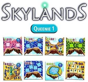 """Skylands - Extension """"Queenie n° 1 - Nouvelles Îles Spéciales"""""""