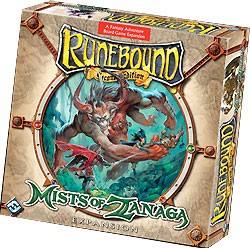 Runebound : Mists of Zanaga