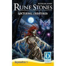 Rune Stones Nocturnal Creatures