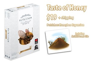 Petrichor : Honeybee expansion