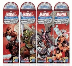 Marvel Heroclix : Mutations & Monsters