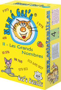 Numé Cat's 2 - Les grands nombres