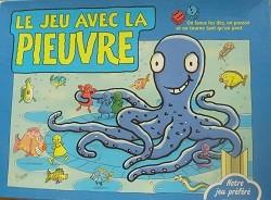 Le jeu avec la pieuvre