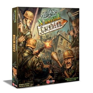 Carentan scenarios pack - Heroes of Normandie