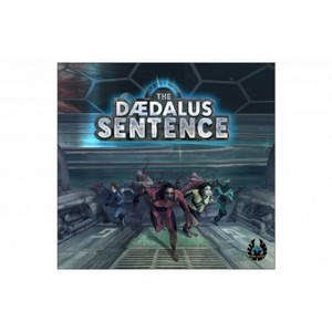 The daedalus sentence : escape from space prison