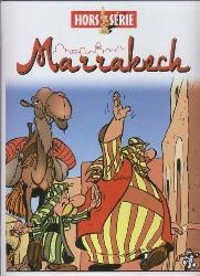 Marrakech - Astérix