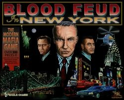 Blood Feud In New-York