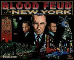 Blood Feud In New-York