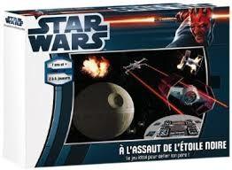 STAR WARS, A l'assaut de l'étoile noire