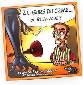 A l'heure du crime... où étiez-vous ?